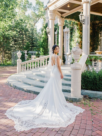 French Garden Wedding | poetic, romantic, timeless, true to color, film photography, wedding photography, bride, bridal, fine art, photos, flowers, landscape, wedding portraits, floral, Utah, event design, flat lay, calligraphy, wedding rings, wedding color palette, cool tones | Emily B. Photography – Modern Fine Art Wedding Photographer