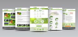 "Дизайн сайта ""Экология Сервис"" http://eko.center/ (2016)"