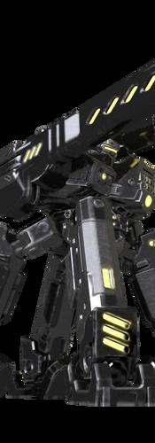 ATLAS Heavy Tetra