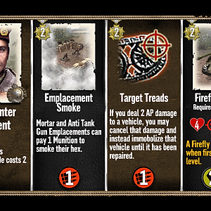 Commander Cards