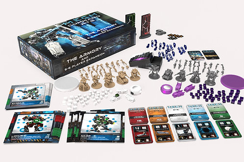 The Armory and 5-6 Player Expansion Bundle