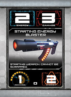 Mech Command RTS Starting Energy Blaster