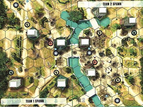 Trois Ponts Alternate Starter Map