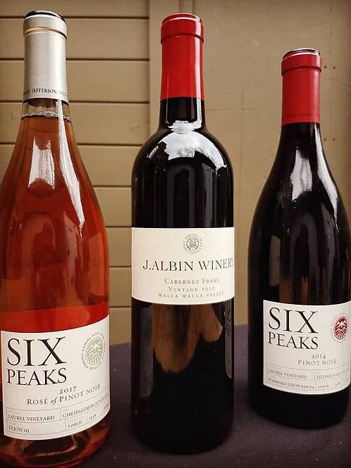 Six Peaks Wine Pre Order