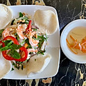 A17.  Lotus Root Salad - Gỏi Ngó Sen