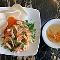 A16. Papaya Salad - Gỏi Đu Đủ