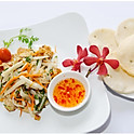 V13. Gỏi Ngó Sen Chay – Lotus Root Salad