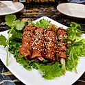 A9. Grilled Beef with Onion