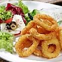 A14. Fried Squids - Mực Chiên