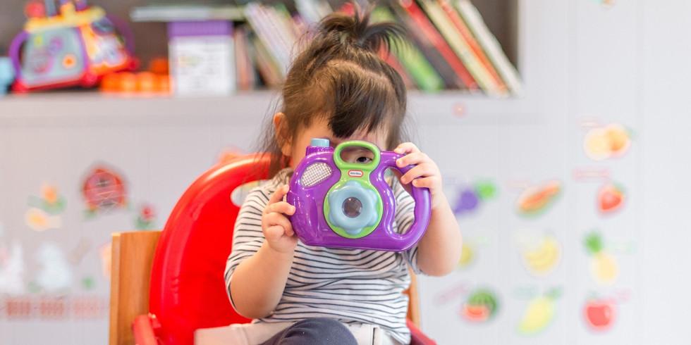 Trabalho Artístico na Primeira Infância