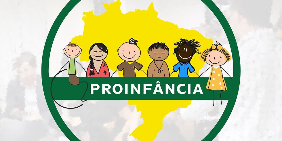 II Encontro Virtual do Proinfância