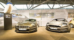 James Bond Exhabition National Car Museu