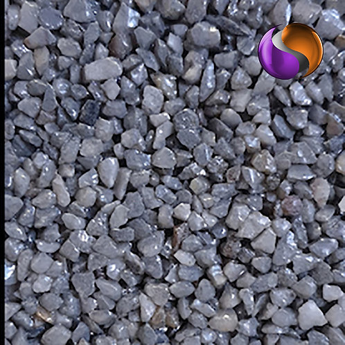 MID GREY QUARTZ 2-3mm from £25.40m2. 1 Kit covers 4m2