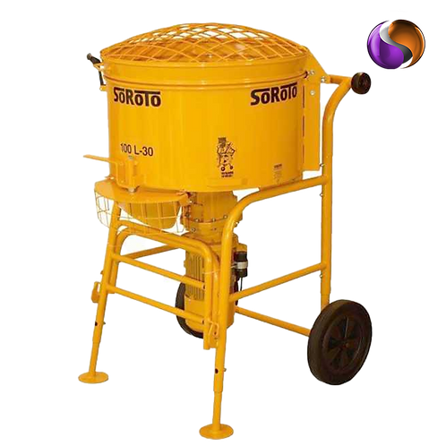 SoRoTo 100L FORCED ACTION RESIN MIXER