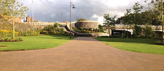 Antrim Castle Resin Bound