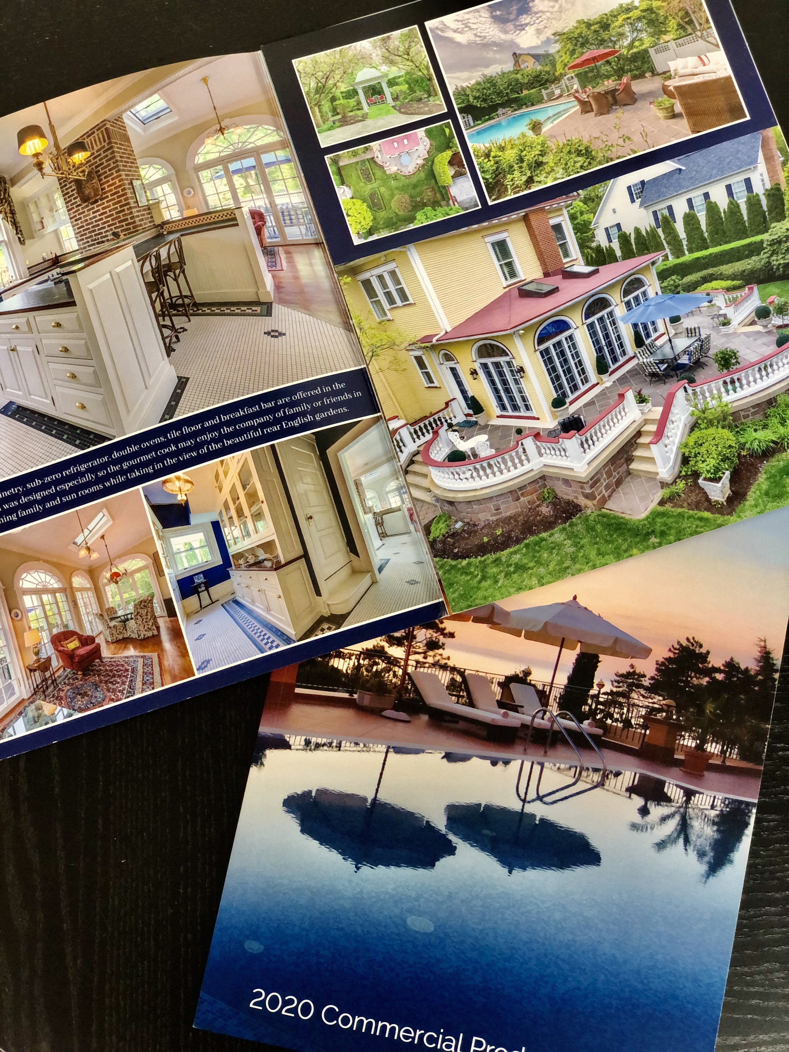 Reach new customers with color postcards