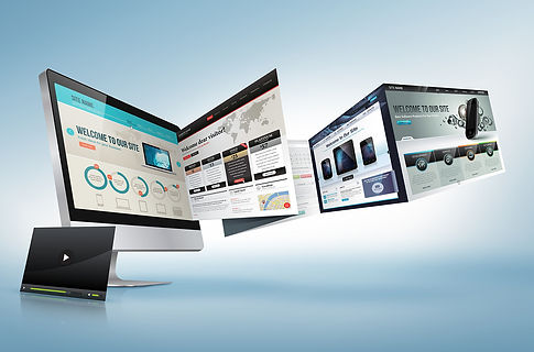 Stunning Resonsive Websites, SEO friendly..