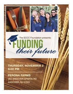 SCCC Foundation Funding their Future