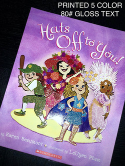 Hats Off to You by Karen Beaumont
