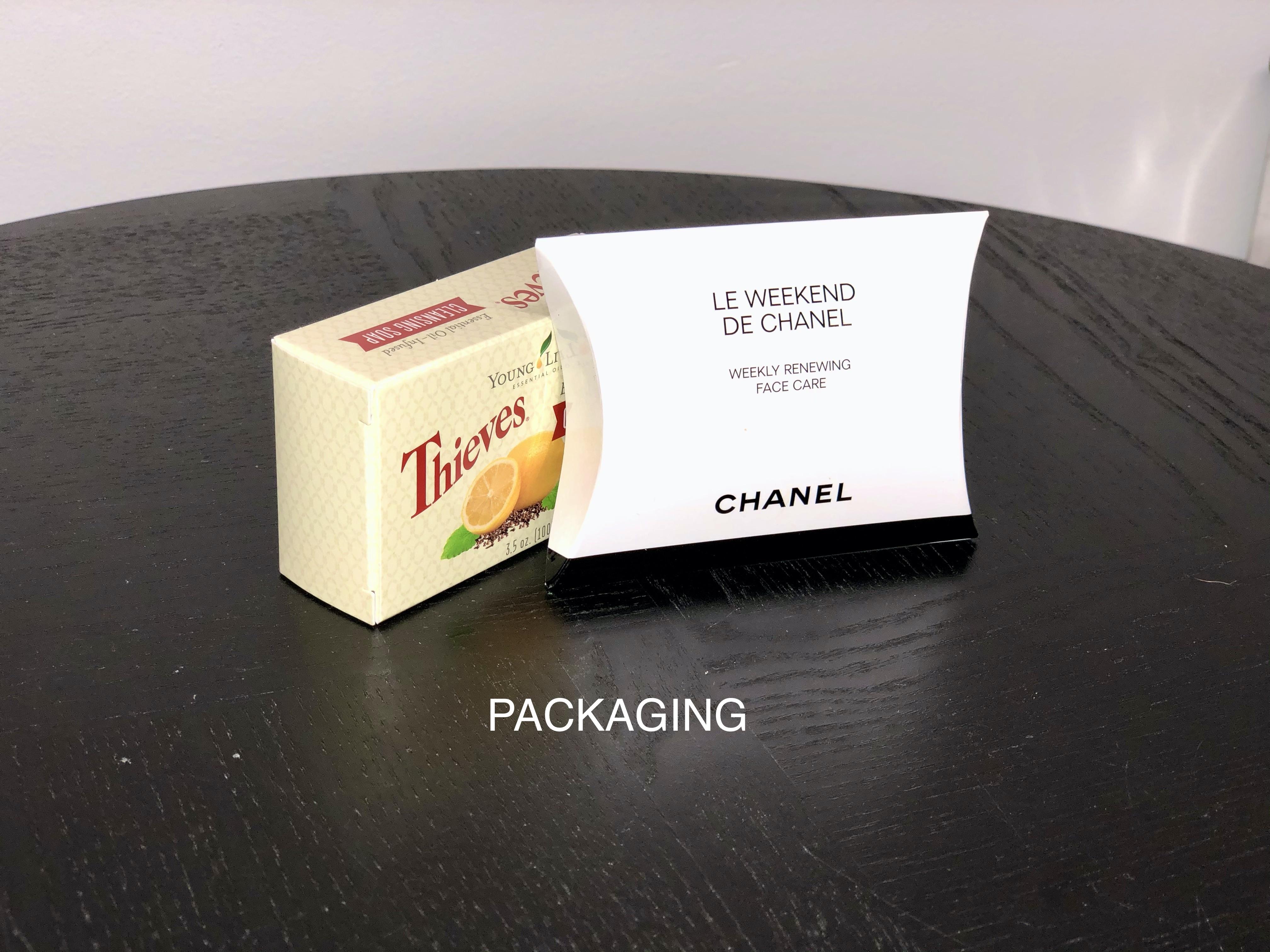 Packaging, custom printing