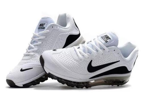 save off dafc5 6a87c Nike Air Max 2017 .5 Premium SP White Running Shoes
