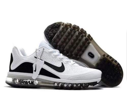 save off c968e b1302 Nike Air Max 2017 .5 Premium SP White Running Shoes