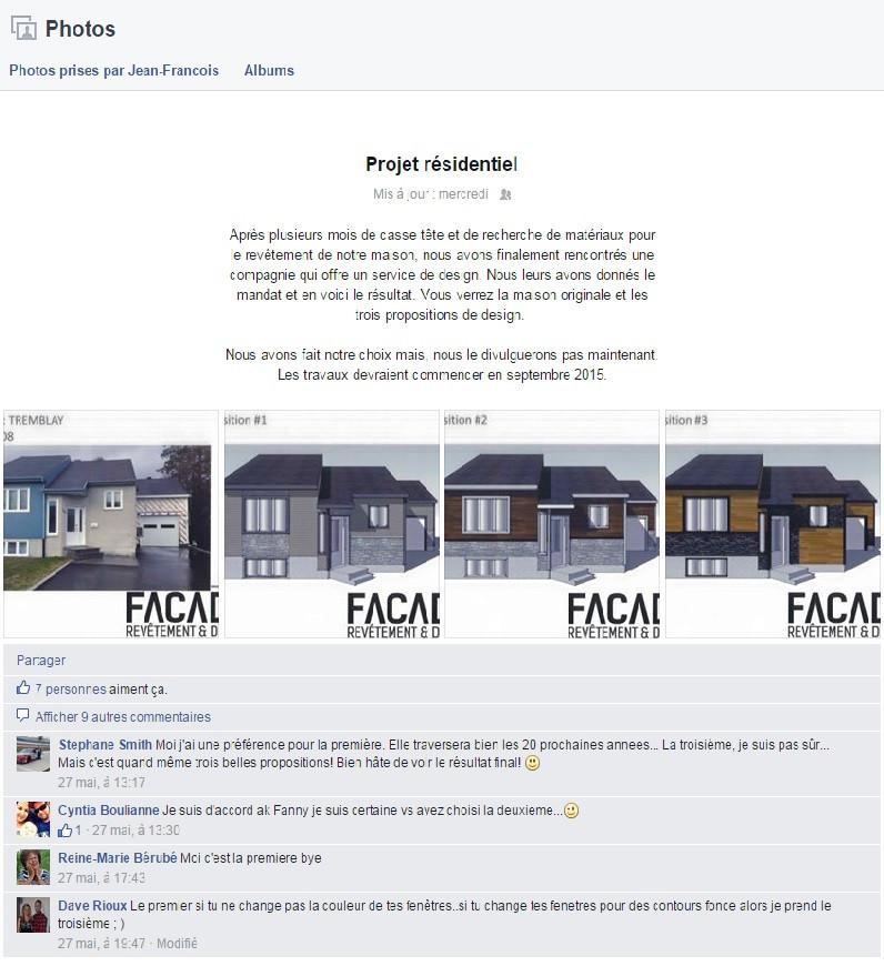 Design Image-Conseil - Un autre client satisfait.
