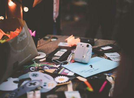 6 types of clutter you must avoid / 6 tipos de bagunça que você deve evitar