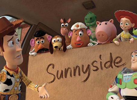 Toy Story 3, Letting go, and Brigadeiro / Toy Story 3, Deixar ir e Brigadeiro