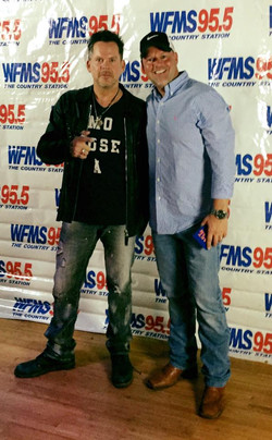 Trace and Gary Allan