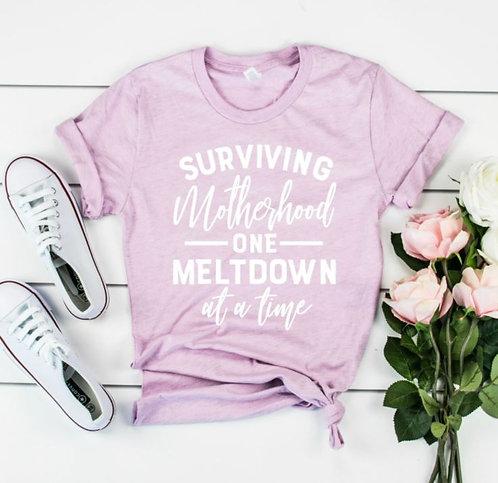 Surviving Motherhood