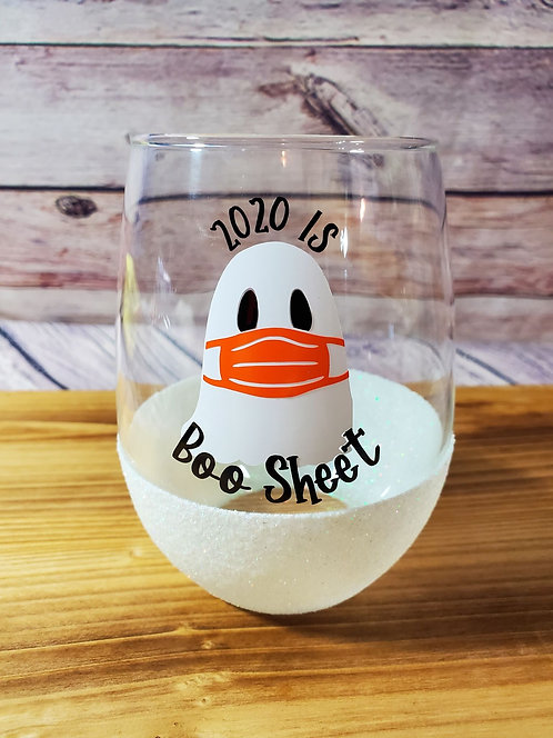 2020 IS BOO SHEET STEMLESS WINE GLASS