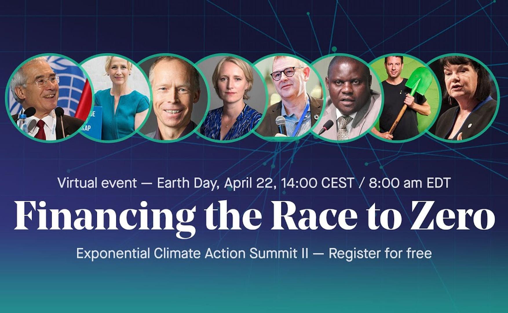 Financing the Race to Zero