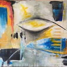Acrylic on canvas 20X24