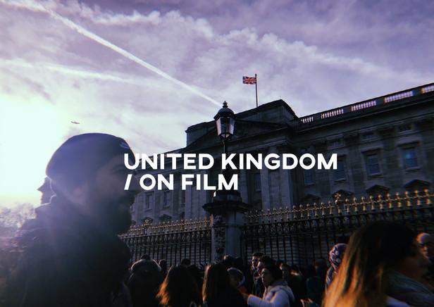 The United Kingdom on Film