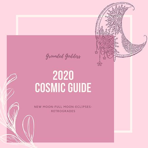 Cosmic Guide 2020