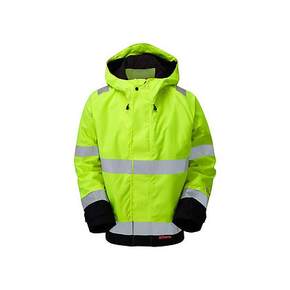 STRATA® ARC Hi-Viz Waterproof Winter Jacket (CL.2/ARC2)