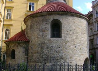 Posvátná geometrie Prahy