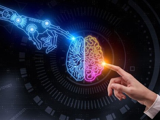 What is the difference between higher intelligence and artificial intelligence?