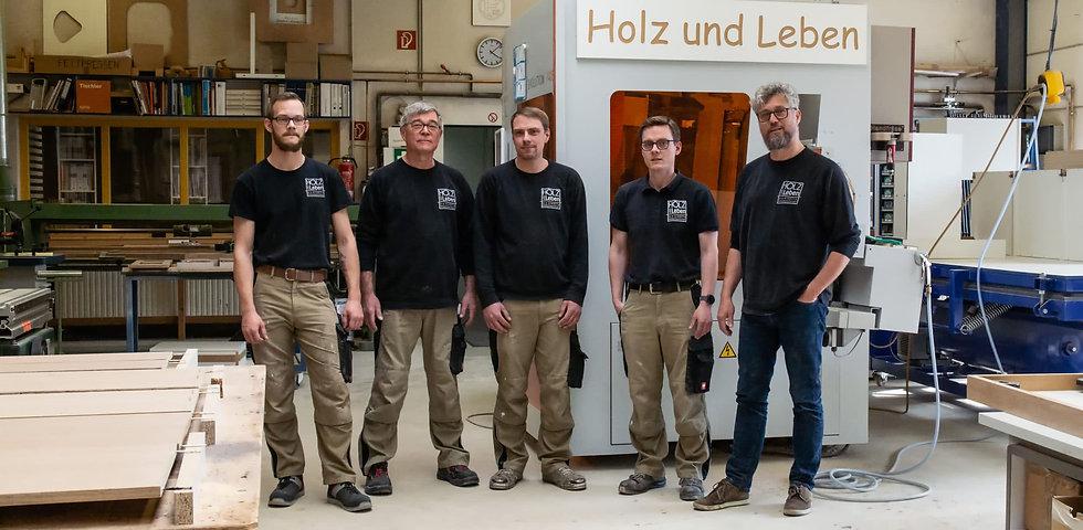 Schreinerei Rothermundt Team