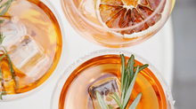 Blood Orange Spritz!