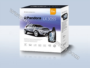 Pandora LX-3055,автосигнализации в нягани, автосигнализация пандора, противоугонная система, купить автосигнализацию в нягани, установить автосигнализацию в нягани, студия тонирования в нягани