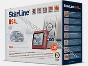 Starline D94 2Can GSM GPS, автосигнализации в нягани, автосигнализация старлайн, автозапуск, противоугонная система, купить автосигнализацию старлайн в нягани, установить автосигнализацию в нягани, студия тонирования в нягани, инструкции старлайн