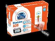 Starline A39 2Can,автосигнализации в нягани, автосигнализация старлайн, автозапуск, охранный комплекс, противоугонная система, купить автосигнализацию старлайн в нягани, установить автосигнализацию в нягани, студия тонирования в нягани, инструкции старлайн