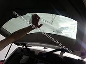 Тонировка автомобиля, тонирование автостёкол, процесс тонировки авто, тонировка своими руками. Классическая, зеркальная, бронзовая, переходящая, цветная, силиконовая, съемная, атермальная, хамелион. Студия тонирования Нягань