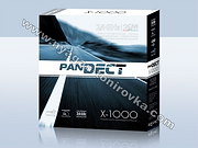 Pandect X-1000,автосигнализации в нягани, автосигнализация пандора, противоугонная система, купить автосигнализацию в нягани, установить автосигнализацию в нягани, студия тонирования в нягани