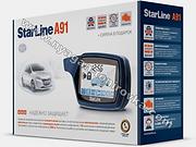 Starline A91 Dialog, автосигнализации в нягани, автосигнализация старлайн, автозапуск, противоугонная система, купить автосигнализацию старлайн в нягани, установить автосигнализацию в нягани, студия тонирования в нягани, инструкции старлайн