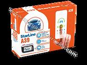 Starline A39, автосигнализации в нягани, автосигнализация старлайн, автозапуск, охранный комплекс, противоугонная система, купить автосигнализацию старлайн в нягани, установить автосигнализацию в нягани, студия тонирования в нягани, инструкции старлайн