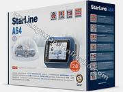 Starline A64 2Can,автосигнализации в нягани, автосигнализация старлайн, автозапуск, охранный комплекс, противоугонная система, купить автосигнализацию старлайн в нягани, установить автосигнализацию в нягани, студия тонирования в нягани, инструкции старлайн