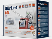 Starline D94 2Can GSM, автосигнализации в нягани, автосигнализация старлайн, автозапуск, противоугонная система, купить автосигнализацию старлайн в нягани, установить автосигнализацию в нягани, студия тонирования в нягани, инструкции старлайн